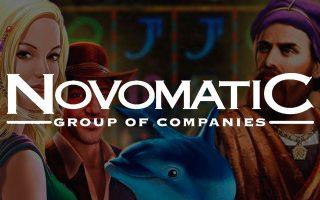 Новоматик игровые автоматы – Novomatic слоты