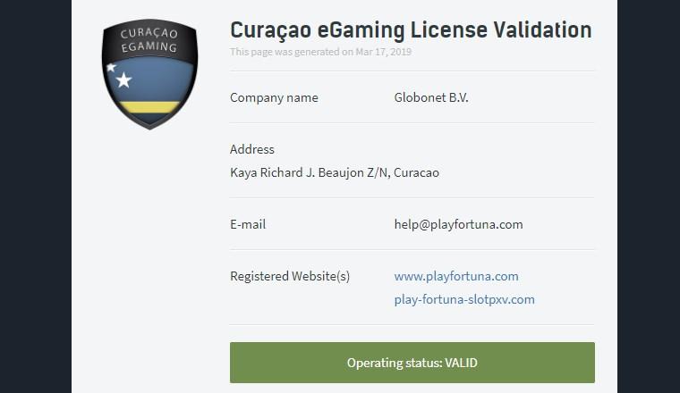 лицензия казино онлайн