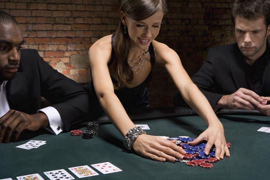 приемы в покер